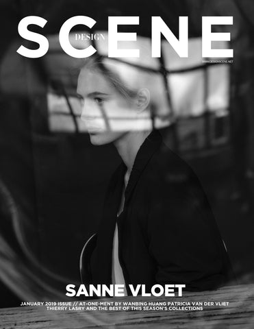 DESIGN SCENE 028 WITH SANNE VLOET - JANUARY 2019 - VOL II