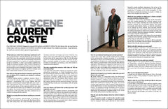 DESIGN SCENE #020 Starring BERI SMITHER plus LATEST FASHION & EXCLUSIVE INTERVIEW