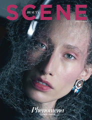 DESIGN SCENE #027 - WILD CARD - NOVEMBER 2018 -  Cover Star LAMEKA FOX