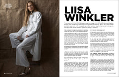 Design SCENE #017 - LIISA WINKLER - AUGUST 2017 ISSUE