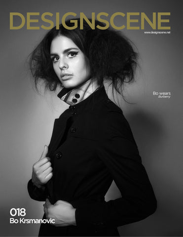 Design SCENE #018 Starring BO KRSMANOVIC Vol. I