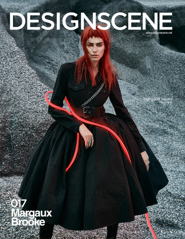 Design SCENE #017 - MARGAUX BROOKE - AUGUST 2017 ISSUE
