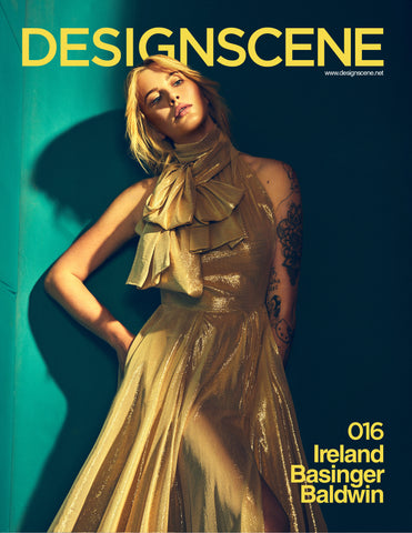 Design SCENE #016 - Featuring Ireland Basinger Baldwin - July 2017 - DIGITAL