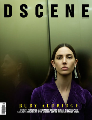 RUBY ALDRIDGE FOR DSCENE MAGAZINE ISSUE #011