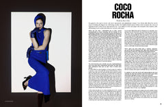 DSCENE ISSUE 10 - COCO ROCHA COVER - DIGITAL EDITION