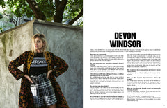 DSCENE ISSUE 10 - DEVON WINDSOR COVER