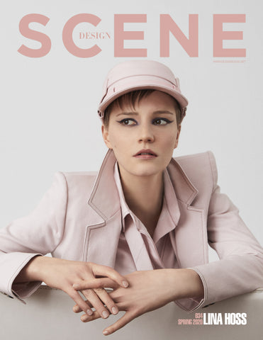 DESIGN SCENE #034 STARRING LINA HOSS - DIGITAL EDITION