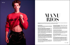 MMSCENE #026 STARRING MANU RIOS - VOL II - October 2018