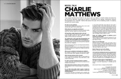 MMSCENE #018 - CHAD WHITE, TIMUR SIMAKOV, CHARLIE MATTHEWS, MICHIKO KOSHINO and more.