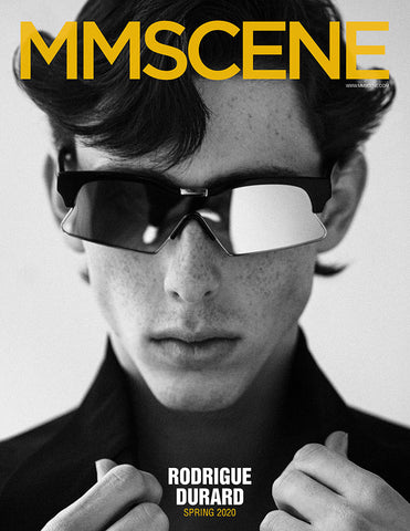 RODRIGUE DURARD FOR MMSCENE ISSUE 034 - DIGITAL EDITION