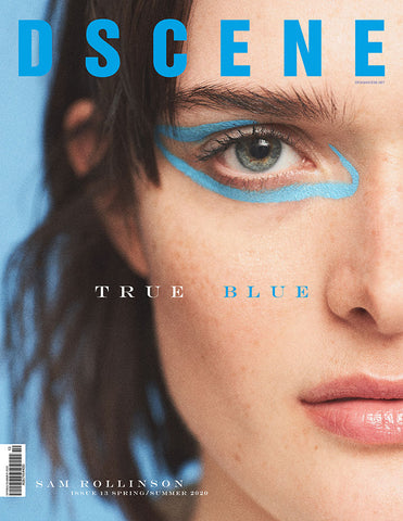 SAM ROLLINSON FOR DSCENE MAGAZINE ISSUE #013 - DIGITAL COPY