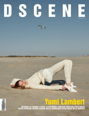 DSCENE ISSUE 10 - YUMI LAMBERT COVER