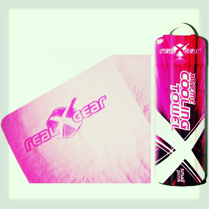 RealxGear Xtreme Cooling Towel