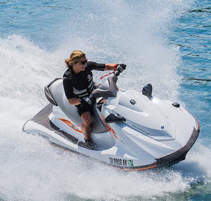 YAMAHA V1 SPORT - Timeless Boats Ibiza, best boat rental in Ibiza. Voted No1 Sunset Cruise