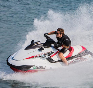 YAMAHA FZR - Timeless Boats Ibiza, best boat rental in Ibiza. Voted No1 Sunset Cruise
