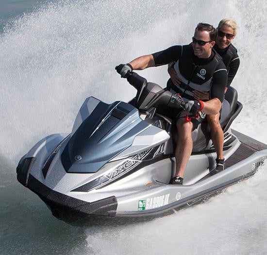 YAMAHA V1 - Timeless Boats Ibiza, best boat rental in Ibiza. Voted No1 Sunset Cruise