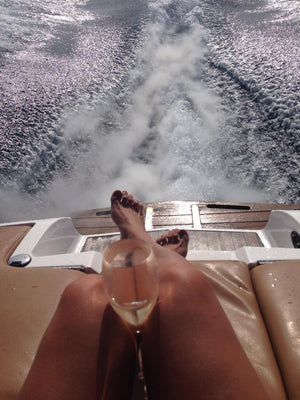 Design Your Own Day Cruise (Nautique G25) - Timeless Boats Ibiza, best boat rental in Ibiza. Voted No1 Sunset Cruise