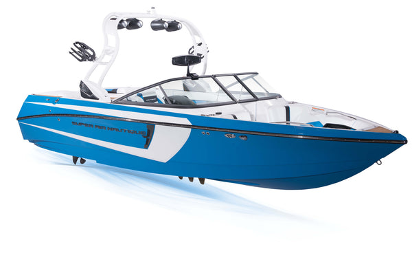 2016 Super Air Nautique 230 - Timeless Boats Ibiza, best boat rental in Ibiza. Voted No1 Sunset Cruise