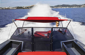 STEALTH 50 - Timeless Boats Ibiza, best boat rental in Ibiza. Voted No1 Sunset Cruise