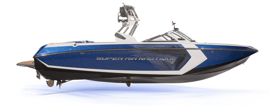 Super Air Nautique G25 - Timeless Boats Ibiza, best boat rental in Ibiza. Voted No1 Sunset Cruise