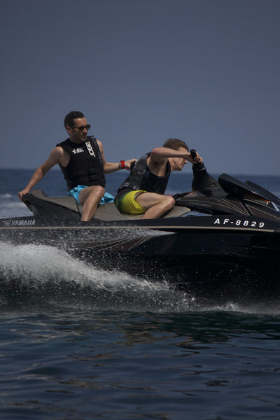 Yamaha SVHO (Jet Ski) - Timeless Boats Ibiza, best boat rental in Ibiza. Voted No1 Sunset Cruise