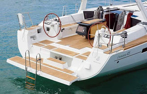 Oceanis 45 - Timeless Boats Ibiza, best boat rental in Ibiza. Voted No1 Sunset Cruise