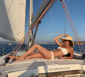 "Baveria 55""  Full Day Cruise - Timeless Boats Ibiza, best boat rental in Ibiza. Voted No1 Sunset Cruise"
