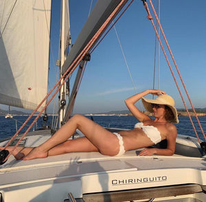 "Baveria 55"" Day Cruise - Timeless Boats Ibiza, best boat rental in Ibiza. Voted No1 Sunset Cruise"