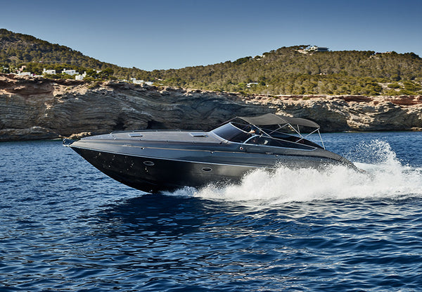 Performance 1307 - Timeless Boats Ibiza, best boat rental in Ibiza. Voted No1 Sunset Cruise