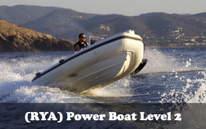 RYA Power Boat Level 2 Licence - Timeless Boats Ibiza, best boat rental in Ibiza. Voted No1 Sunset Cruise