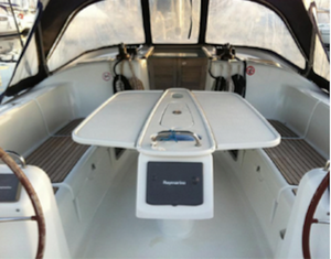 Beneteau Cyclandes 50.4 - Timeless Boats Ibiza, best boat rental in Ibiza. Voted No1 Sunset Cruise