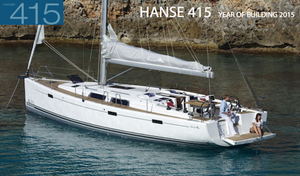 Hanse 415 - Timeless Boats Ibiza, best boat rental in Ibiza. Voted No1 Sunset Cruise