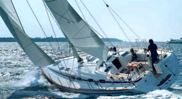 Bavaria 46 - Timeless Boats Ibiza, best boat rental in Ibiza. Voted No1 Sunset Cruise