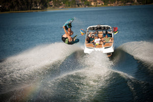 Wake Board, Skate or Ski (Intermediate Bulk Sessions) Members Only - Timeless Boats Ibiza, best boat rental in Ibiza. Voted No1 Sunset Cruise