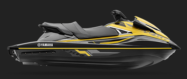 YAMAHA VXR - Timeless Boats Ibiza, best boat rental in Ibiza. Voted No1 Sunset Cruise