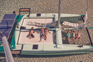la bella verde - Timeless Boats Ibiza, best boat rental in Ibiza. Voted No1 Sunset Cruise