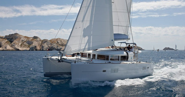 Lagoon 400 S2 - Timeless Boats Ibiza, best boat rental in Ibiza. Voted No1 Sunset Cruise