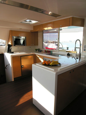Nautitech 54 - Timeless Boats Ibiza, best boat rental in Ibiza. Voted No1 Sunset Cruise