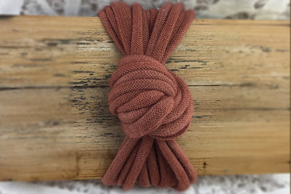 Cocoa Brown Laces