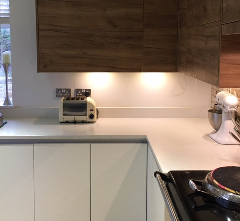 Worktop Quartz Super 8 20mm