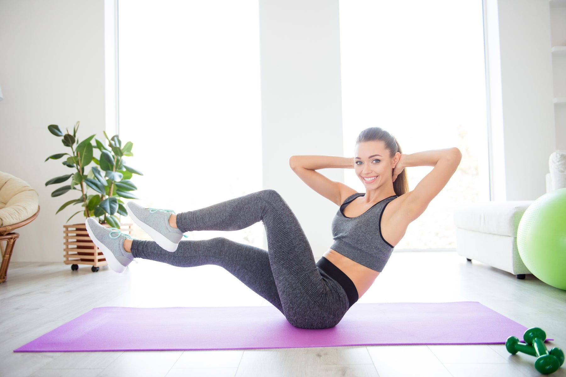 5 Steps to Creating the Best at Home Workout