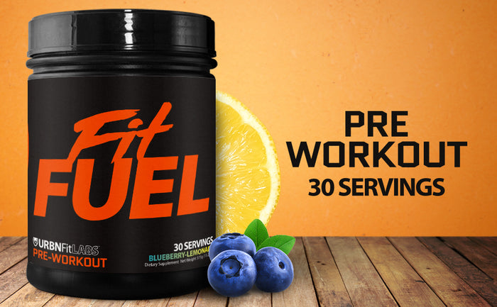 The Ultimate Guide To A Pre Workout Supplement : FitFuel