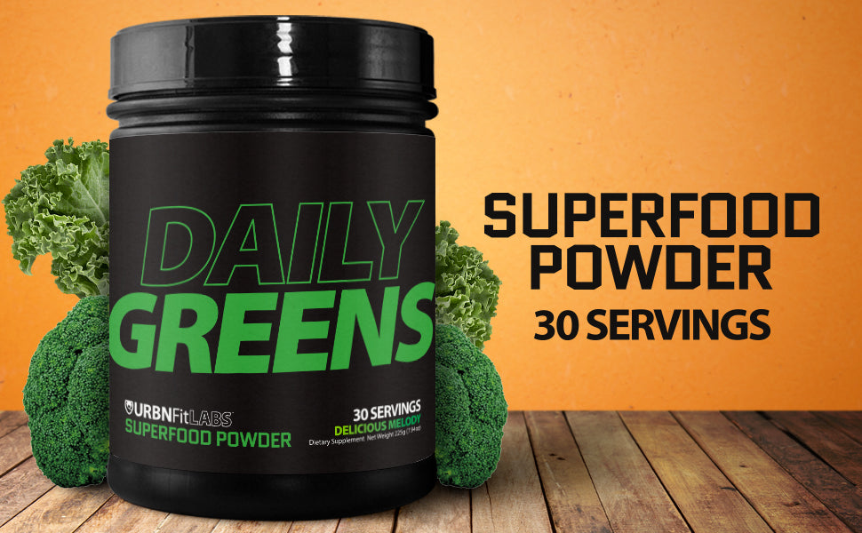 The Best Green Superfood Powder : Daily Greens