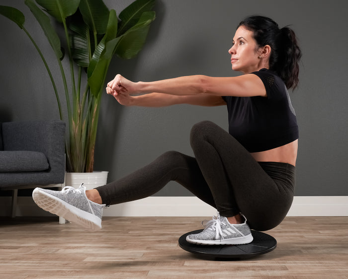 The Balancing Act: The Ultimate Balance Board Workout