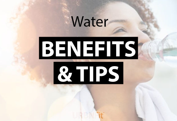 Drinking Water: Benefits and Tips