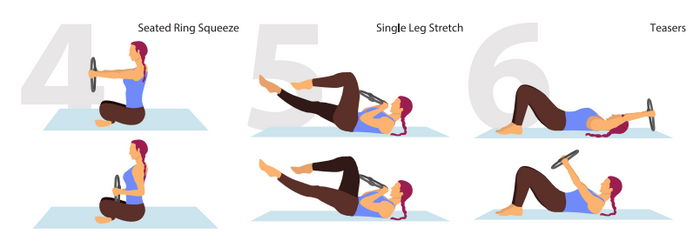 Pilates Ring Ultimate Workout Guide