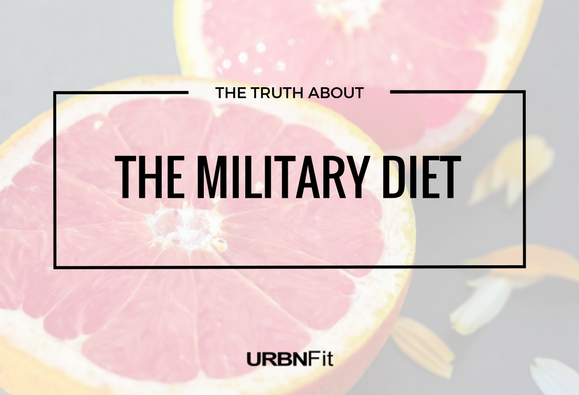 The Truth About the Military Diet