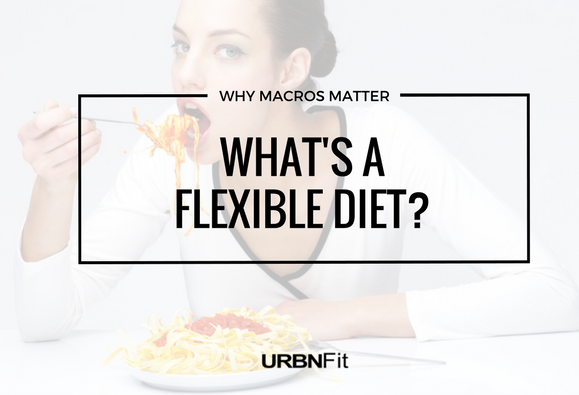 Why Macros Matter - What's A Flexible Diet?