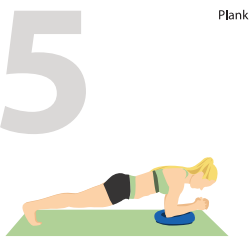 Planking for Strength & Stability
