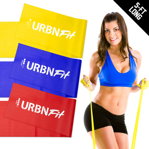 Long Fitness Bands - URBNFit